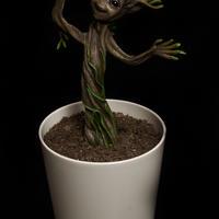 Baby Groot lifesize