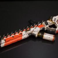 District 9 gun 1/6 repaints