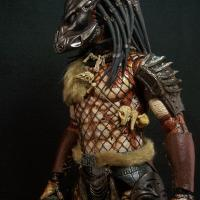 Shadow Predator with custom bio helmet.
