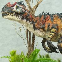 Hunting Allosaurus