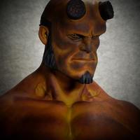 Inferno Hellboy