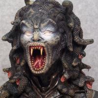 Medusa bust 2