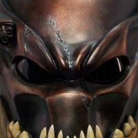 Mr. Black Bio -lifesize