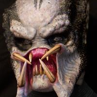 Predator Lifesize Latex Mask