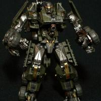 TF Wreckage Repaint