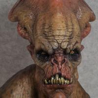 Transgenetic Outlander Bust